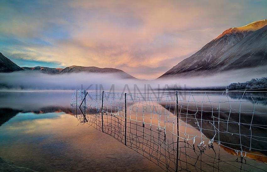 Lake Pearson Sunrise