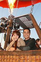 20131028 October 28 Hot Air Balloon Gold Coast