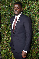 Daniel Kaluuya arriving for the 2018 Charles Finch &amp; CHANEL Pre-Bafta party, Mark's Club Mayfair, London, UK. <br /> 17 February  2018<br /> Picture: Steve Vas/Featureflash/SilverHub 0208 004 5359 sales@silverhubmedia.com