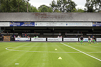 Pictured: Penydarren Park Saturday 11 July 2015<br />