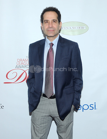 New York, NY- May 16: Tony Shaloub attends the 80th Annual Drama League Awards Ceremony and luncheon at the Marriot Marquis Times Square on May 16, 2014 in New York City. Credit: John Palmer/MediaPunch