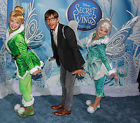 NEW YORK, NY - OCTOBER 20:  Ken Paves at the New York Premiere of Disney's Secret Of The Wings at AMC Loews Lincoln Square 13 theater on October 20, 2012 in New York City. © Felicia Franco/MediaPunch Inc. /NortePhoto