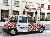 Views of Iconic London, Hotels, Fashion and Restaurants. October 8th 2018<br /> Pictured - Burberry store<br /> CAP/ROS<br /> &copy;ROS/Capital Pictures