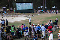 PINEHURST, NC - JUNE 15: Kaymer poses for photogs. Scenes from the U.S. Open Championship at Pinehurst, North Carolina on Sunday, June 15, 2014. (Photo by Landon Nordeman)