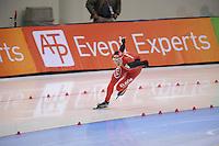 SCHAATSEN: SALT LAKE CITY: Utah Olympic Oval, 16-11-2013, Essent ISU World Cup, ©foto Martin de Jong