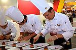 Culinary Exhibition; Taipei, Taiwan