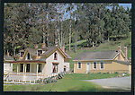 FB 70, 5x7 postcard, Angel Island SP, Officer's Quarters