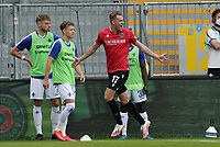 celebrate the goal, Torjubel zum 1:2 Marvin Duksch (Hannover 96)<br /> <br /> - 14.06.2020: Fussball 2. Bundesliga, Saison 19/20, Spieltag 31, SV Darmstadt 98 - Hannover 96, emonline, emspor, <br /> <br /> Foto: Marc Schueler/Sportpics.de<br /> Nur für journalistische Zwecke. Only for editorial use. (DFL/DFB REGULATIONS PROHIBIT ANY USE OF PHOTOGRAPHS as IMAGE SEQUENCES and/or QUASI-VIDEO)