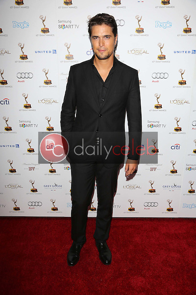Diogo Morgado<br />