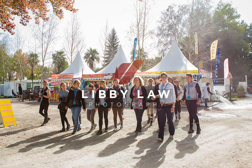2014 FRA-Les Etoilles de Pau (Wednesday 22 October) CREDIT: Libby Law COPYRIGHT: LIBBY LAW PHOTOGRAPHY - NZL