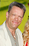 """Actor Brian Thompson arrives at the The World Premiere of """"The X-Files: I Want To Believe"""" at Mann's Grauman Chinese Theatre on July 23, 2008 in Hollywood, California."""