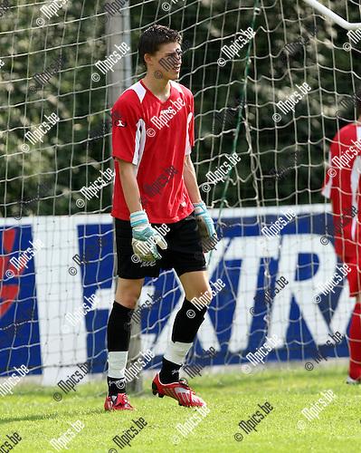 2008-07-26 / Voetbal / seizoen 2008-2009 / SV Bornem / Kenneth Thys..Foto: Maarten Straetemans (SMB)