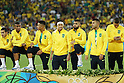 Brasil team group (BRA), <br /> AUGUST 20, 2016 - Football / Soccer : <br /> Men's Final between Brasil - Germany <br /> at Maracana <br /> during the Rio 2016 Olympic Games in Rio de Janeiro, Brazil. <br /> (Photo by Koji Aoki/AFLO SPORT)