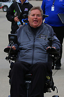 SAM SCHMIDT (USA) TEAM OWNER SCHMIDT PETERSON MOTORSPORTS