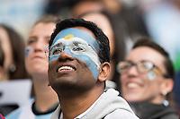 Photo before the match Argentina vs Bolivia, Corresponding to Group -D- America Cup Centenary 2016 at CenturyLink Field.<br /> <br /> Foto previo al partido Argentina vs Bolivia, Correspondiente al Grupo -D- de la Copa America Centenario 2016 en el  CenturyLink Field, en la foto:  Fans<br /> <br /> <br /> 14/06/2016/MEXSPORT/Omar Martinez.