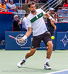 PLAYER_A of COUNTRY  defeats PLAYER_B of COUNTRY at the Rogers Cup in Montreal,  on August 14, 2015.