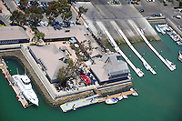 The Boat Launch at the Dana Point Harbor