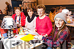 Enjoying the Mercy Mounthawk Secondary School Bingo Fundraiser on Sunday were Eileen O'Connell, Mags Healy, Poppy Cregan and Lily Collins from Tralee