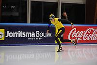 SCHAATSEN: LEEUWARDEN, 22-10-2016, Elfstedenhal,  KNSB Trainingswedstrijden, Lotte van Beek, ©foto Martin de Jong