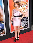 Kristin Carey at The Warner bros. Pictures' Premiere of Hall Pass held at The Cinerama Dome in Hollywood, California on February 23,2011                                                                               © 2010 DVS / Hollywood Press Agency