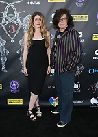 BEVERLY HILLS, CA - April 20: Cheryl McQueen, Stephen David Brooks, At Artemis Women in Action Film Festival - Opening Night Gala At The Ahrya Fine Arts Theatre In California on April 20, 2017. Credit: FS/MediaPunch