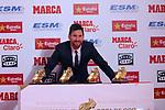 Lionel Messi Bota de Oro 2016/2017.