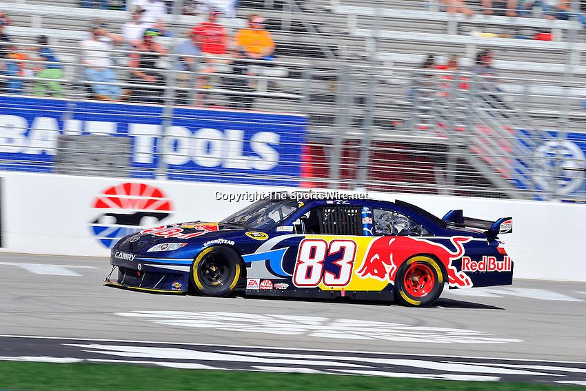 Mar 08, 2009; 2:23:36 PM; Hampton, GA, USA; NASCAR Sprint Cup Series race for the Kobalt Tools 500 at the Atlanta Motor Speedway.  Mandatory Credit: (thesportswire.net)