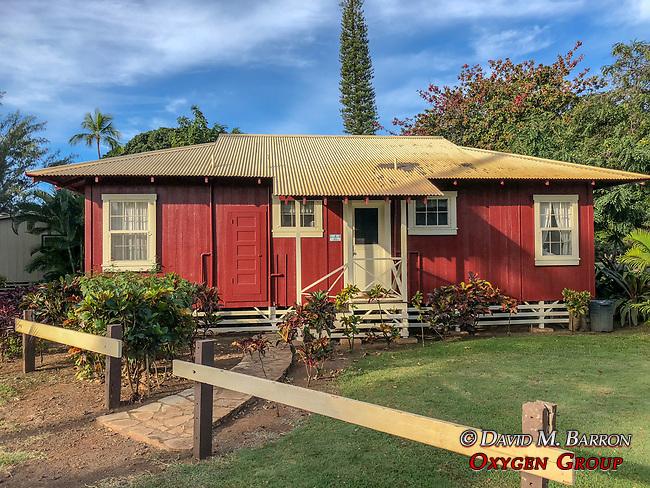 Wiamea Plantation Cottage