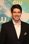 One Life To Live's Brandon Routh - DC's Legends of Tomorrow - The CW Upfront - Red Carpet Arrivals on May 19, 2016 at the London Hotel, New York City, New York. (Photo by Sue Coflin/Max Photos)