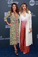 NEW YORK, NY - MAY 14: Lisa Vidal and Christina Vidal at the Walt Disney Television 2019 Upfront at Tavern on the Green in New York City on May 14, 2019. <br /> CAP/MPI99<br /> &copy;MPI99/Capital Pictures