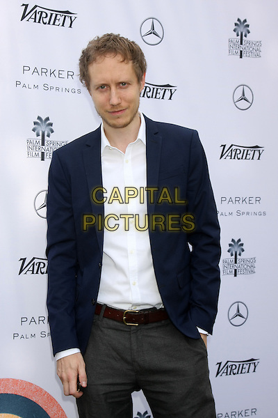 PALM SPRINGS - JANUARY 3: Laszlo Nemes at the Variety Creative Impact Awards And 10 Directors To Watch Brunch at the The Parker Hotel on January 3, 2016 in Palm Springs, California. <br /> CAP/MPI/DE<br /> &copy;DE//MPI/Capital Pictures