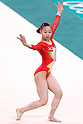 Sae Miyakawa (JPN), <br /> AUGUST 7, 2016 - Artistic Gymnastics : <br /> Women's Qualification <br /> Floor Exercise <br /> at Rio Olympic Arena <br /> during the Rio 2016 Olympic Games in Rio de Janeiro, Brazil. <br /> (Photo by Sho Tamura/AFLO SPORT)