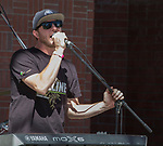 Wasted Noise band played during the inaugural Bud and Brew Music Festival in Wingfield Park in downtown Reno on Saturday, Sept. 23, 2017.