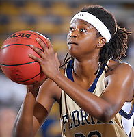 FIU Women's Basketball v. South Carolina (11/25/07)