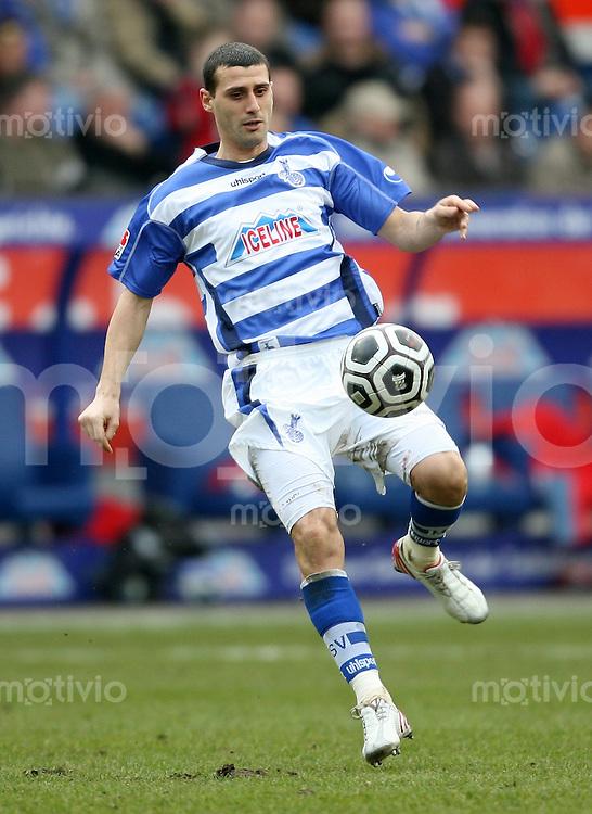 Fussball 1. Bundesliga Saison 2005/2006 Mihai TARACHE (MSV Duisburg)