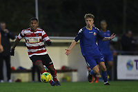 Reece Hall of Kingstonian during Kingstonian vs Lewes, BetVictor League Premier Division Football at King George's Field on 16th November 2019