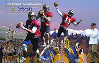 2014 Bobcat Football Magzine — Review & Preview (last version)