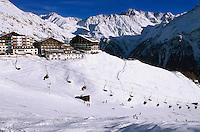 Hochölden, Sölden in Tirol, Österreich