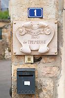 dom hert's de tremeuge pommard cote de beaune burgundy france