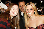 "CAITLIN STUMPF & REESE WITHERSPOON. World Premiere of ""How Do You Know"" at the Regency Village Theatre. Los Angeles, CA, USA. December 13, 2010. ©CelphImage"