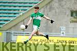 West Kerry in action against Conor Keane Legion in the Quarter Final of the Kerry Senior County Championship at Austin Stack Park on Sunday.