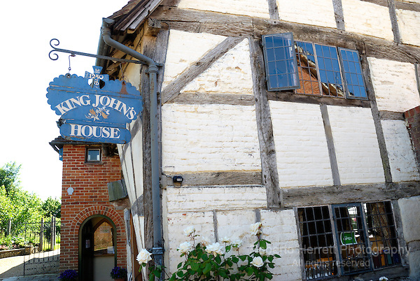 King John's House, Romsey, Hampshire, England