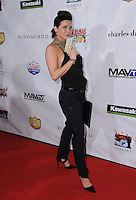 """06 February 2017 - Hollywood, California - Kelly Nishimoto. """"Running Wild"""" Los Angeles Premiere held at the TCL Chinese 6 Theater. Photo Credit: Birdie Thompson/AdMedia"""