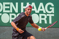 The Hague, Netherlands, 17 July, 2017, Tennis,  The Hague Open, Sem Verbeek (NED)<br /> Photo: Henk Koster/tennisimages.com
