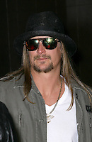 KID ROCK (Robert James Ritchie).At SWAGG VIP Kid Rock Concert at the Joint inside the Hard Rock Hotel and Casino, Las Vegas, Nevada, USA,.7th January 2010..portrait headshot sunglasses goatee facial hair white t-shirt hat grey gray shirt gold chain necklace khaki .CAP/ADM/MJT.© MJT/AdMedia/Capital Pictures.
