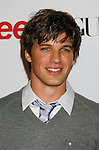 HOLLYWOOD, CA. - September 25: Matt Lanter arrives at the 7th Annual Teen Vogue Young Hollywood Party at Milk Studios on September 25, 2009 in Hollywood, California.