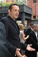 May 16, 2012 Vince Vaughn attends the TNT/TBS 2012 Upfront Lunch reception at Del Posto in New York City. Credit: RW/MediaPunch Inc.