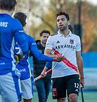 UTRECHT - Teleurstelling bij Valentin Verga (Adam) na  de hoofdklasse hockeywedstrijd mannen, Kampong-Amsterdam (4-3). COPYRIGHT KOEN SUYK