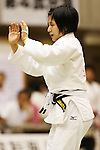 Tsukasa Yoshida,<br /> September 13, 2014 - Judo : <br /> All Japan Junior Judo Championships <br /> Women's -57kg<br /> at Saitama Kenritsu Budokan, Saitama, Japan. <br /> (Photo by Shingo Ito/AFLO SPORT) [1195]