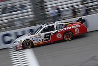 May 4, 2007; Richmond, VA, USA; Nascar Nextel Cup Series driver Kasey Kahne (9) during practice for the Jim Stewart 400 at Richmond International Raceway. Mandatory Credit: Mark J. Rebilas